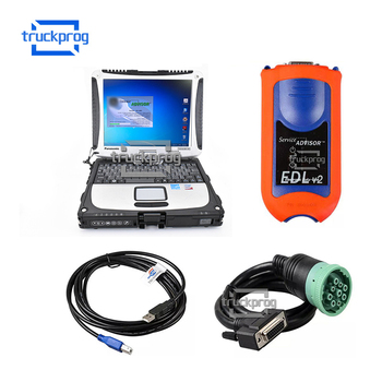 цена V5.2 JD Service Advisor JD Edl v2 Electronic Data Link JD construction equipment agriculture tractor Diagnostic tool JD AG CF онлайн в 2017 году