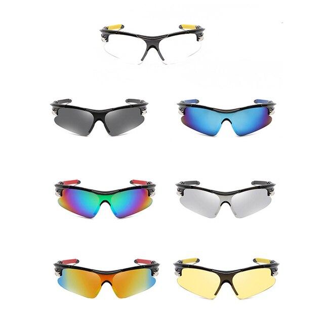 Esportes dos homens óculos de sol da bicicleta de estrada mountain ciclismo equitação proteção óculos mtb bicicleta óculos de sol rr7427 4
