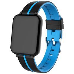 B57 relógio inteligente à prova dwaterproof água esporte smartwatch freqüência cardíaca pressão arterial cy05 homem relógio feminino para iphone apple telefone