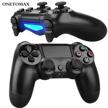 For Sony Playstation 4 Mando PS4 Controller Wireless Gamepad Bluetooth For Dualshock 4 For PS4 PS3 PC Joystick Game Pad Hot Sale