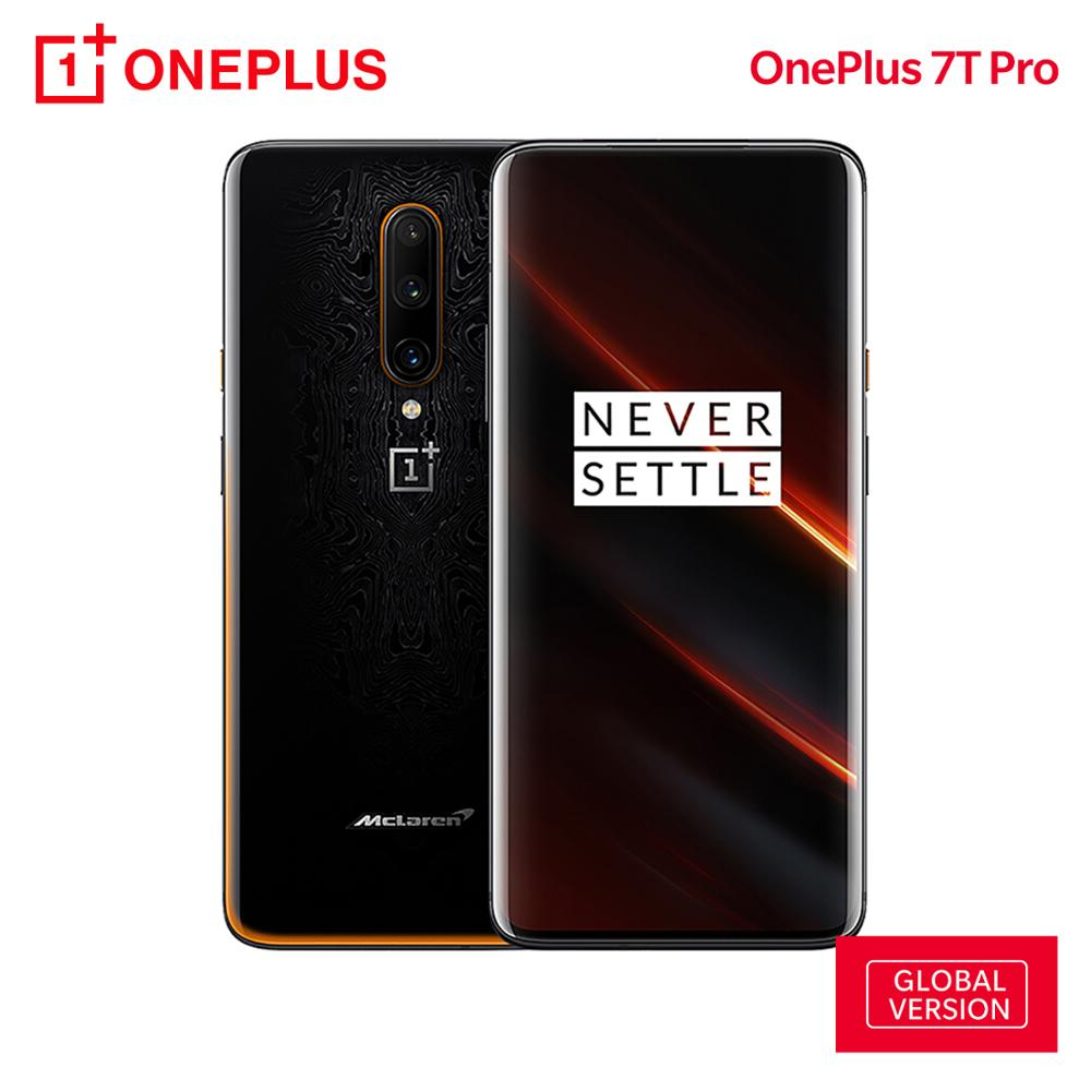 2019 Global Version OnePlus 7T Pro Mclaren Edition 12G 256GB Smartphone Snapdragon 855+ 90Hz 6.67