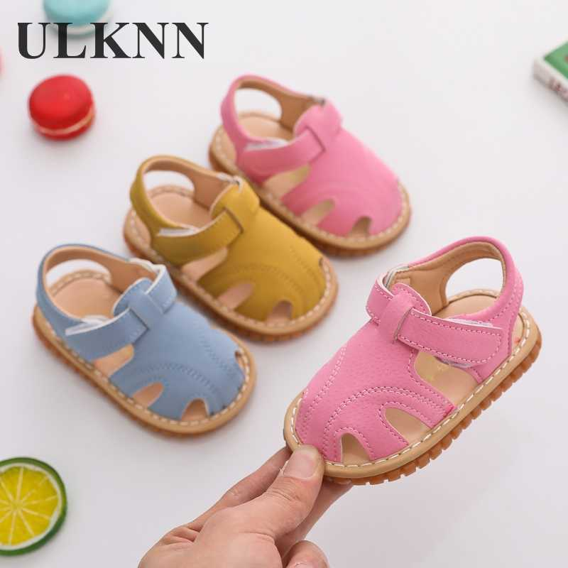 Baby Sandals Boy's Toddler Soft Bottom