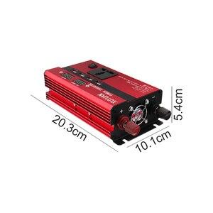Solar Inverter DC 12/24V To AC 110V/220V 3000W/4000W/5000W/8000W/10000W Sine Wave Converter Voltage Transformer Charger