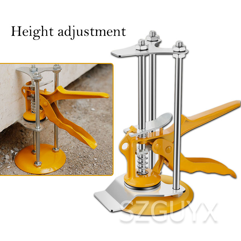Tile Height Adjuster High And Low Positioner Horizontal Support Ceiling Height Device And Tile Auxiliary Ceiling Device