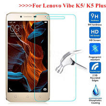 Tempered Glass For Lenovo Vibe K5 A6020 A6020a40 A6020a41 Protective For Lenovo K 5 Plus A6020a46 A6020l36 Screen Protector film