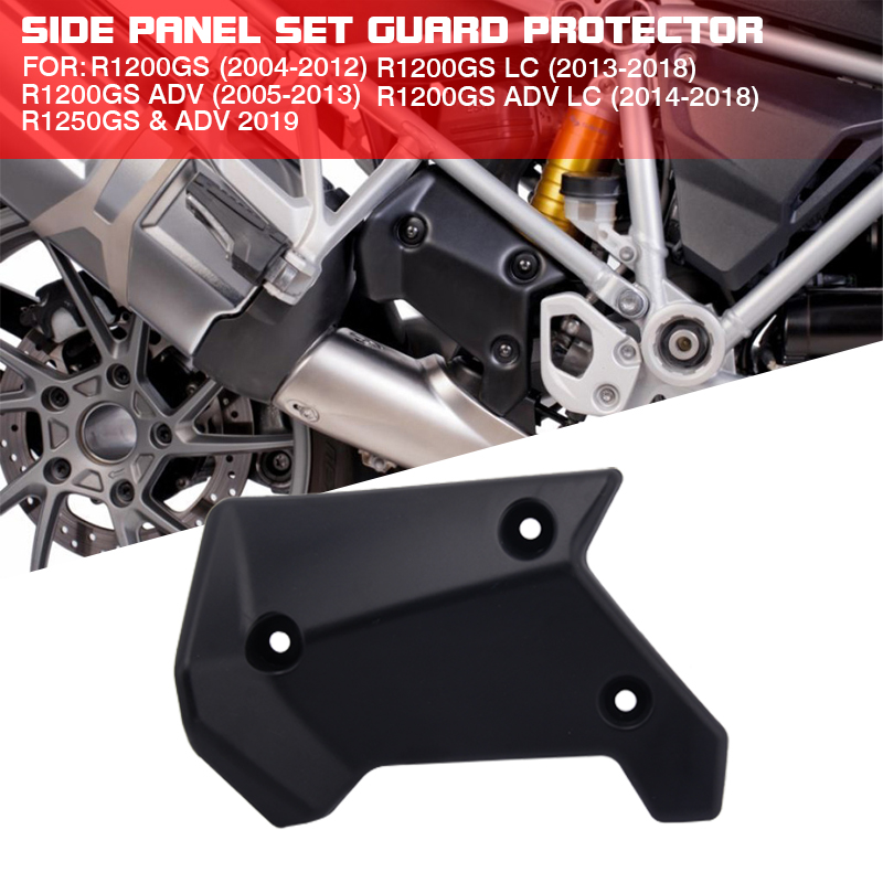 For BMW <font><b>R1200GS</b></font> R1250GS <font><b>LC</b></font> Motorcycle <font><b>Adventure</b></font> Protection Protection Upper Tampon Frame Medium Side Panel for BMW GS 1200 1250 image