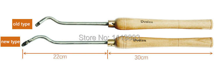 Купить с кэшбэком Woodturning Hollowing Tools, HSS Woodworking Gouges, A2020, A2022, A2026, A2008 for you to choose