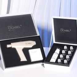 Schoonheid Gezicht Acne Microniddle Roller Voor Gezicht Dermapen Dr Pen Meso Therapie Gun Anti Aging Hydraterende Hydreating Repareren