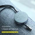3 em 1 3.5a cabo de carregamento rápido usb retrátil 1.2m cabo de carregamento rápido com tipo c micro usb e carregamento para iphone x