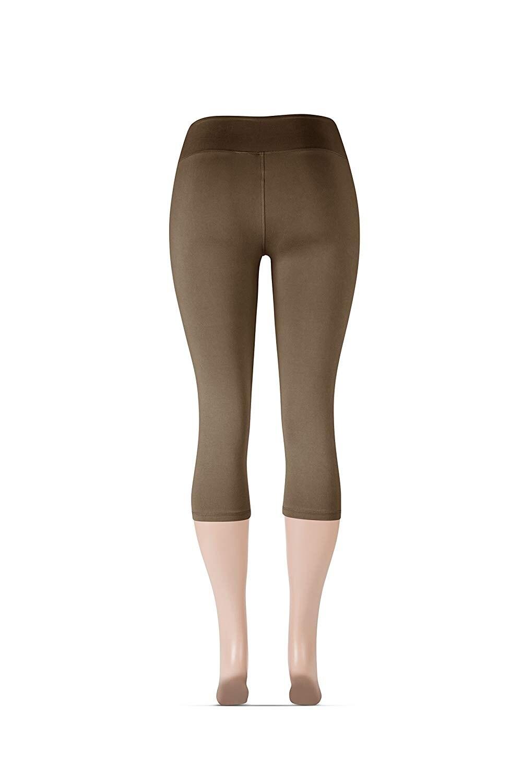 20 Pieces Super Soft Capri Leggings - 20 Colors -  Plus Size2019