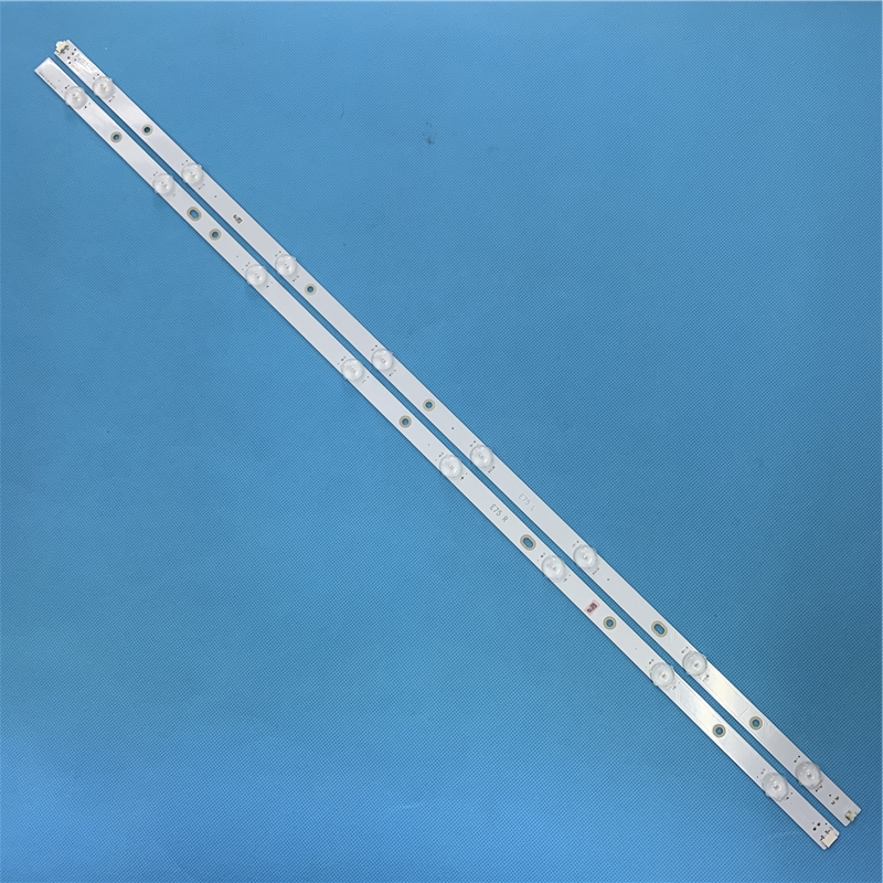 LED Backlight Strip 8+8 Lamp For VIZIO 75'' TV E466169 XY-MC LB75011 V0_5/V1_03_ E75 L/R Tv Parts