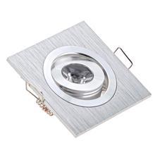 Мини квадратный 3 Вт светодиодный встраиваемый потолочный светильник AC/DC12V Светодиодный светильник для гостиной Кабинета спальни