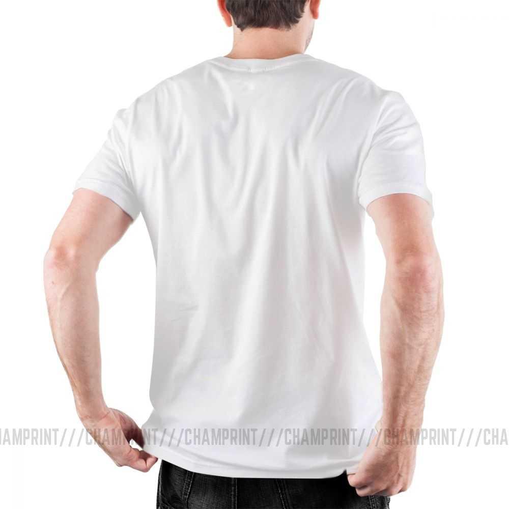 Tre Maschere di Halloween degli uomini T Camicette Orrore Costume Zucca Spaventoso Creepy Divertente Tee Shirt Manica Corta T-Shirt 100% Cotone