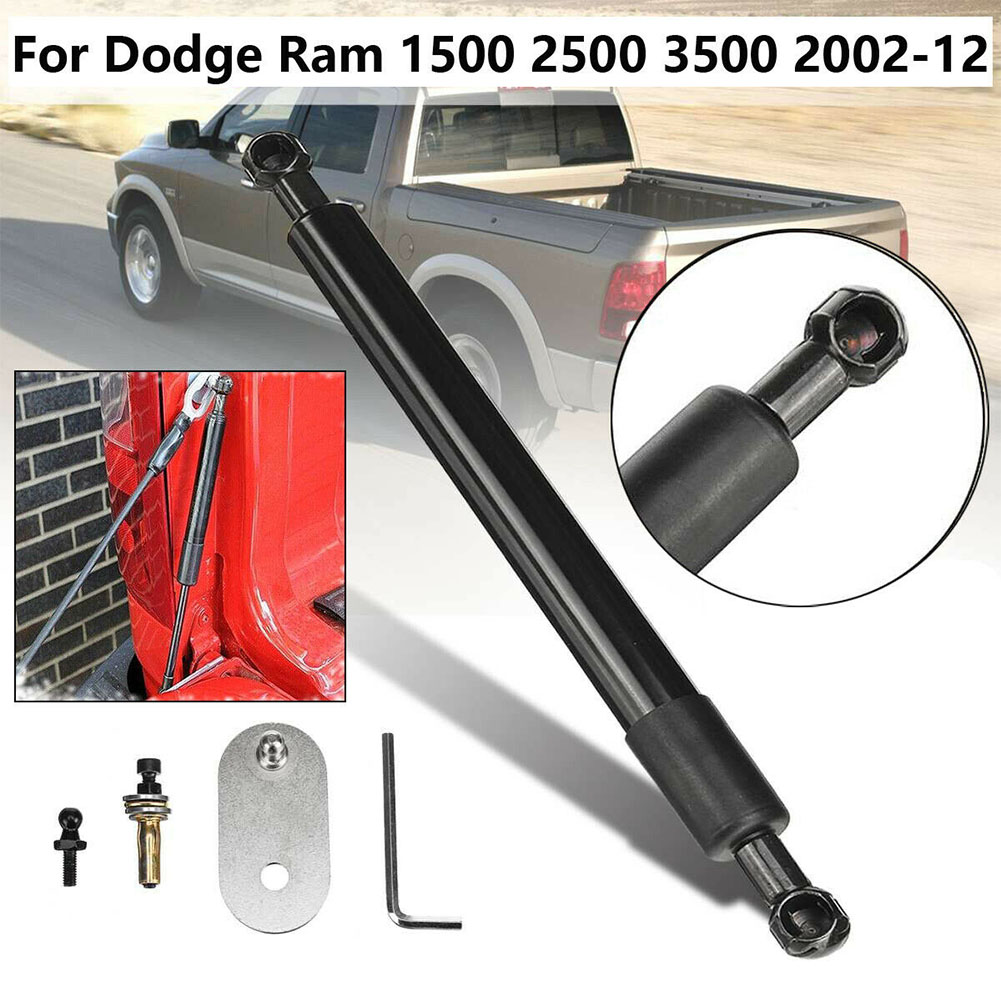 เครื่องมือ Shock Struts ทนทาน Tailgate Assist รถยกประสิทธิภาพสูงใช้งานง่าย Professional รถสำหรับ Dodge 1500