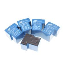 цена на Power relays SLA-05VDC-SL-A SLA-09VDC-SL-A SLA-12VDC-SL-A SLA-24VDC-SL-A 5V 9V 12V 24V 30A 4PIN T90