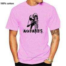 Aquarius sign t camisa do zodíaco horóscopo astrologia presente adulto crianças t topo