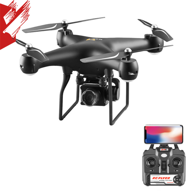 Large Profession Aerial Photography 4k Long Endurance Unmanned Aerial Vehicle Gravity Sensing WiFi Real-Time Image Transmission