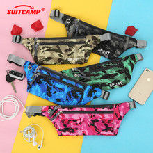 Running Waist Bag Sport Pack Waterproof Mobile Phone Holder Gym Fitness Belt Accessories Sports