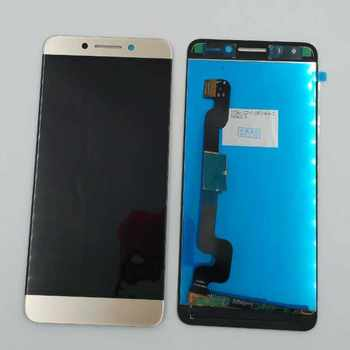Gold 100% New 5.5 Full LCD DIsplay +Touch Screen Digitizer Assembly For LeTV LeEco Le3 Le 3 lePro3 X650 X651 X656 X657 X658 X659