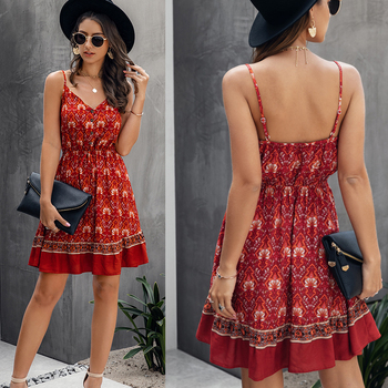 Lossky Summer Women Dress 2
