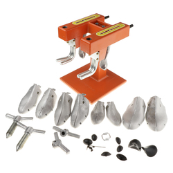 Zwei Köpfe Schuh Keil Expander Maschine Schuh Reparatur Maschine Stretching Ausbau Maschine für Frauen Männer
