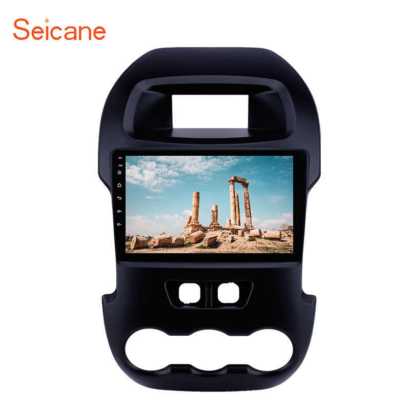 "Seicane 2Din 9 ""アンドロイド 8.1 gps フォードレンジャー 2011 2012 2013 2014 サポート tpms dvr swc carplay デジタルテレビ"