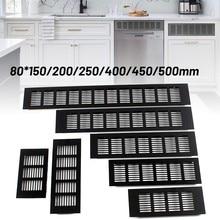 1 шт. + Алюминий + сплав + шкаф + воздух + вентиляционное отверстие + шкафы + воздух + вентиляционное отверстие + решетка + отверстие + заглушка + вентиляция + решетка + для + Cupboar + оборудование + аксессуары