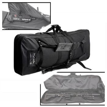 81 94 115cm Tactical Molle Bag Nylon Gun Bag Rifle Case Military Backpack For Sniper Airsoft Holster Shooting Hunting Accessorie 3
