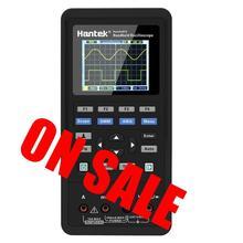 Цифровой Ручной осциллограф Hantek 3in1 2c42 2d42 2c72 2d72 портативный 40 МГц 70 МГц полоса пропускания 250MSa/s