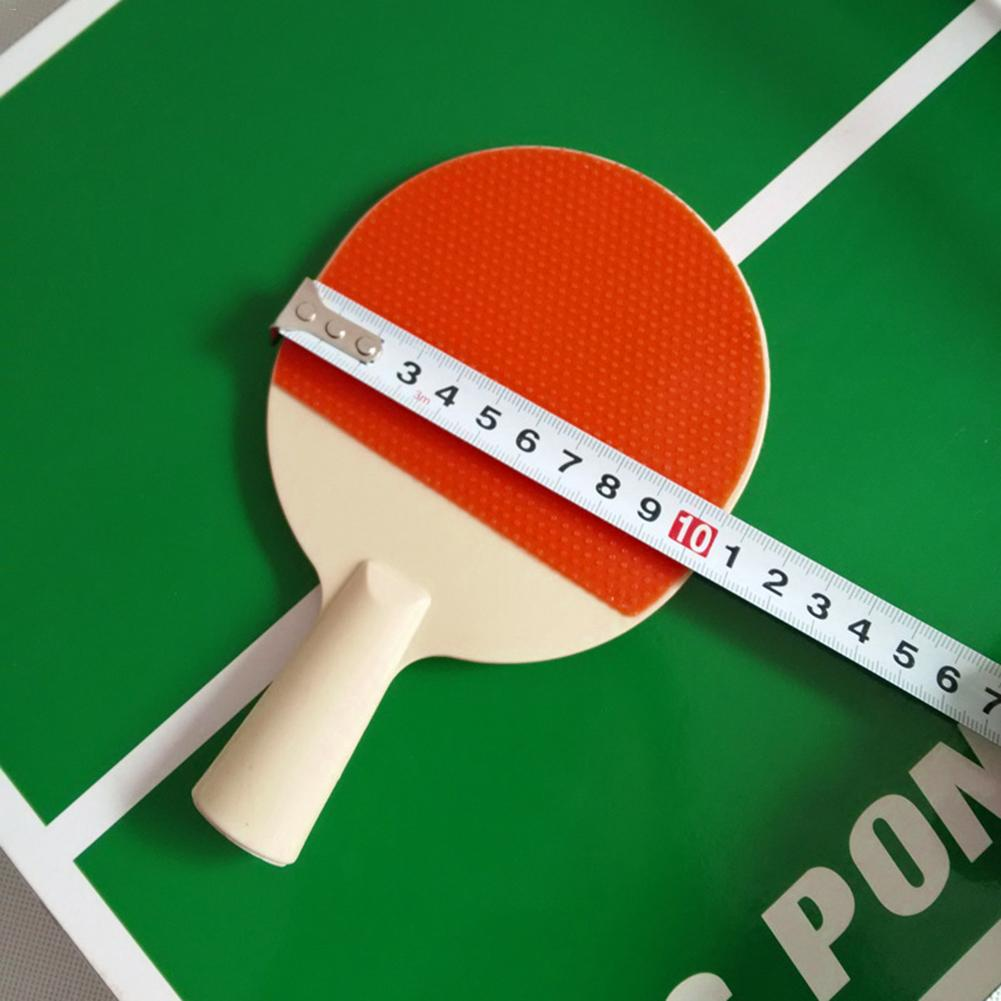 1 Набор Мини Набор для настольного тенниса деревянная ракетка для пинг-понга настольная портативная доска, Набор для игры Спортивная развлекательная игрушка для детей