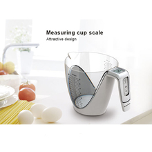 Digital Separable Liquid Food Measuring Cup 1.5L Large Volume Electronic Kitchen Scale