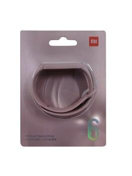 100% Original strap for xiaomi mi band 6 5 silicone bracelet miband 5 Mi5 strap for xiaomi xiomi mi band 5 Replacement Bracelet6 12