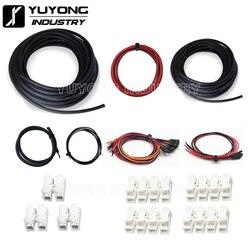 GRBL kabel okablowania combo kabel ekranowany + DC kabel zasilający + Dupont drutu + przewód uziemienia dla GRBL kontroler na maszynach CNC Części i akcesoria do drukarek 3D    -