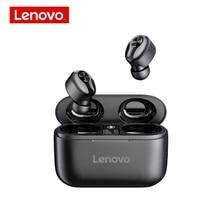 Lenovo HT18 Tai Nghe Không Dây TWS Bluetooth Thực Thụ Tương Thích Tai Nghe Tai Nghe Nhét Tai Stereo HD Với Tai Nghe Lớn Pin 1000MAH Charg