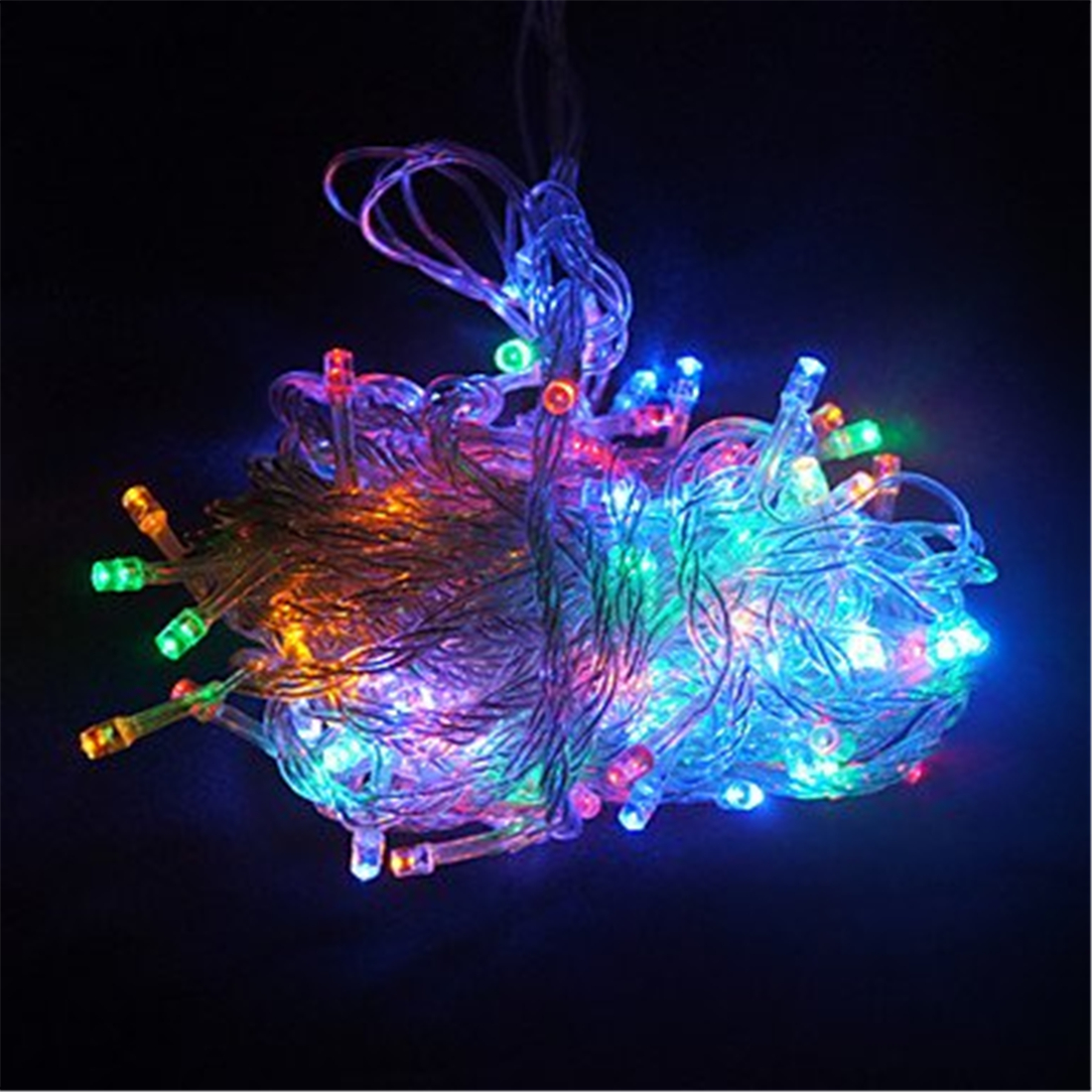 131FT 40M 400 LED Garland Light For Party New Year Xmas Outdoor Light Navidad Christmas Decoration Fairy String Wedding