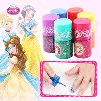 Disney 3 Nail Polish 6 Children 7 Cosmetic Box 8 9 Year Old Girls 10 Princess Birthday Gift 5 GIRL'S Toy
