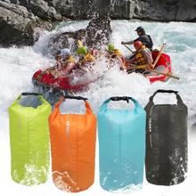 8L/40L/70L Portable Waterproof Dry Bag Pack Sack Storage Pouch Bag for Camping Hiking Boating Kayaking Rafting Water Resistance