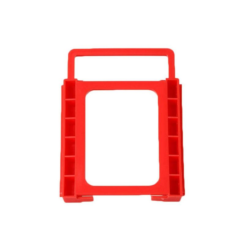2.5 Inch To 3.5 Inch SSD Drive Optical Bay Hard Drive Adapter Mounting Bracket Caddy HDD Converter Tray For Laptop PC Desktop