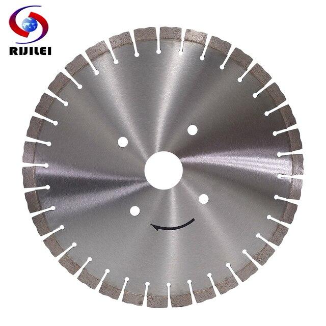 RIJILEI 350 MM Diamant snijden zaagblad voor graniet marmer steen beroep cutter blade Beton snijden circulaire Snijgereedschap