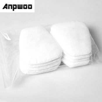 ANPWOO 1pcs 501 Filter Cover Replaceable For 6200/7502/6800 Dust Mask Chemical Respirator Painting Spraying - discount item  30% OFF Transmission & Cables