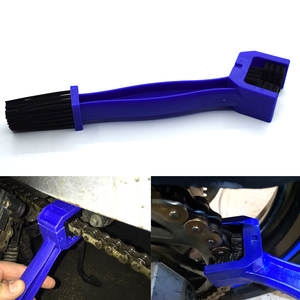 Motorcycle Bicycle Chain Cleaning Dust Remover Gear Garbage Tool For KTM BMW Yamaha R1 R6 R3 R15 FZ16 FZ1 MT09 MT07 FZ6 XJR1300