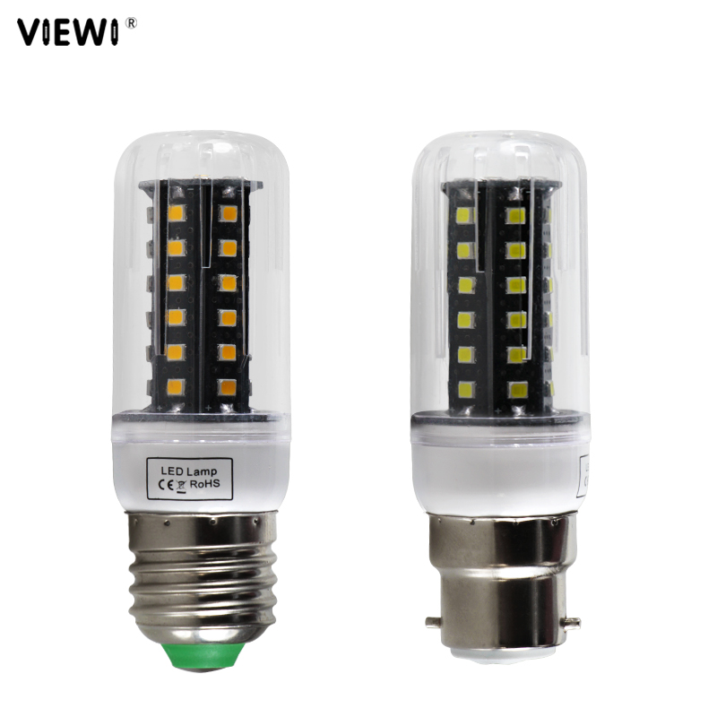 Ampoule Led Bulb Light E27 E14 B22 GU10 Low Voltage Ac Dc 12 24 36 48 V Volt 7w Super Corn Bulbs Home Lamp 12v 24v 36v 110v 220v