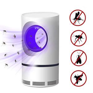 Repellent Killer-Lamp Bug Zapper Anti-Mosquito-Trap USB Electric Fly-Uv Muggen