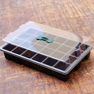 24 Cells Hole Plant Seed Tray