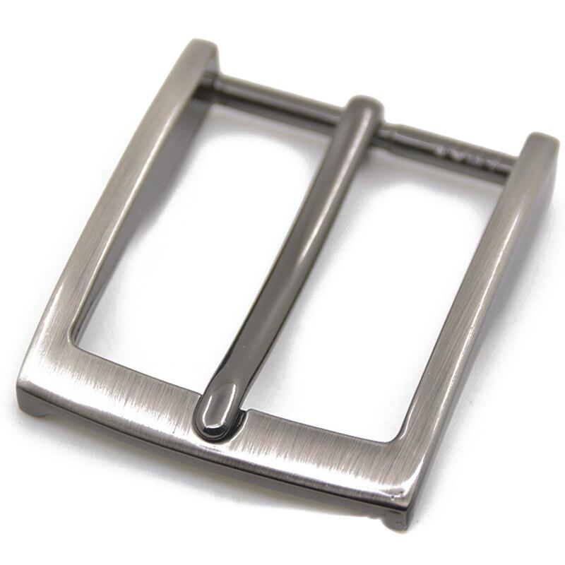 35mm Metal Pin Buckle Fashion Waistband Buckles Belt DIY Leather Craft Buckle Men Women Belt Buckle High Quality Accessories