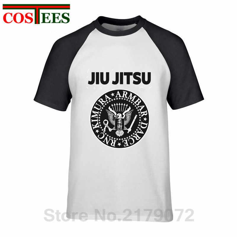 רוק & רול יטסו T חולצה גברים היפ הופ mma BJJ טי חולצה גבוהה streetwear ברזילאי יטסו GI חולצות UFC BJJ NOGI הלבשה