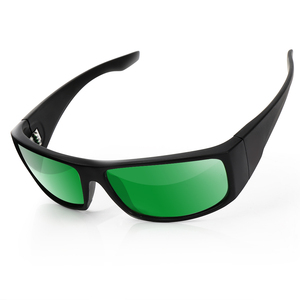 Image 2 - Professional LED Grow Room Glasses UV Polarizing Goggles for Grow Tent Greenhouse Hydroponics Plant Light Eye Protect Glasses