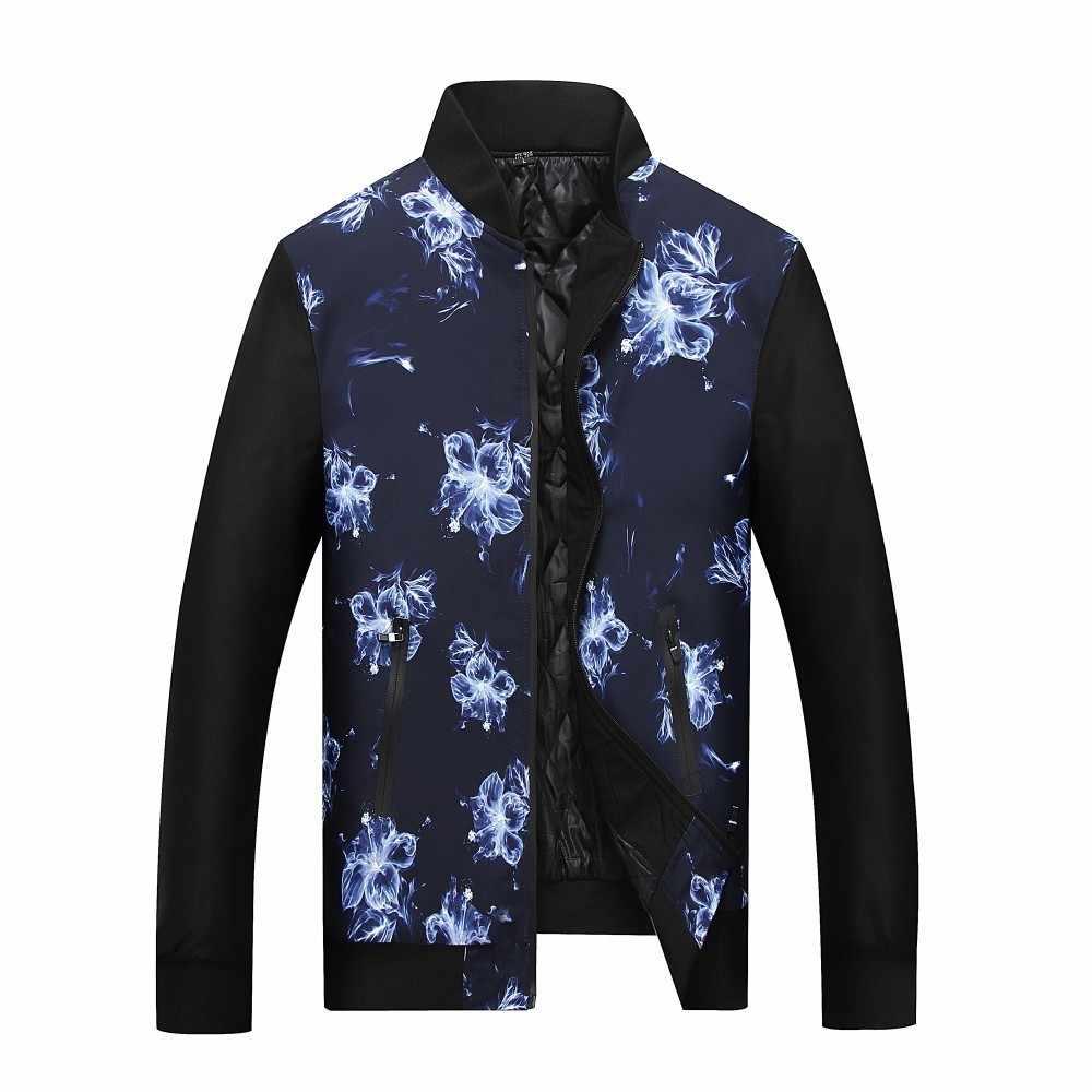 새로운 8xl 7xl 6xl 5xl 플러스 사이즈 패션 스탠드 칼라 남성 파카 재킷 망 솔리드 두꺼운 재킷 및 코트 남자 겨울 파카