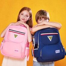 Brand Nylon Waterproof School Bag Backpack Children Orthopedics School Bags Kids Backpack Boy Girl Schoolbag For Girls Boys цена