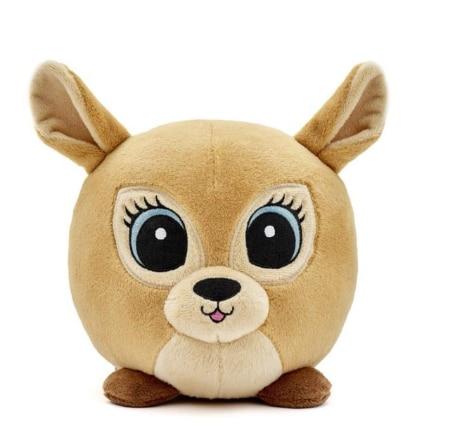 Drop Shipping Funny Sweetie Animal Plush Toy Rabbit Owl Fox Beaver Hedgehog Lynx Bear Stuffed Dolls Kids Christmas Birthday Gift